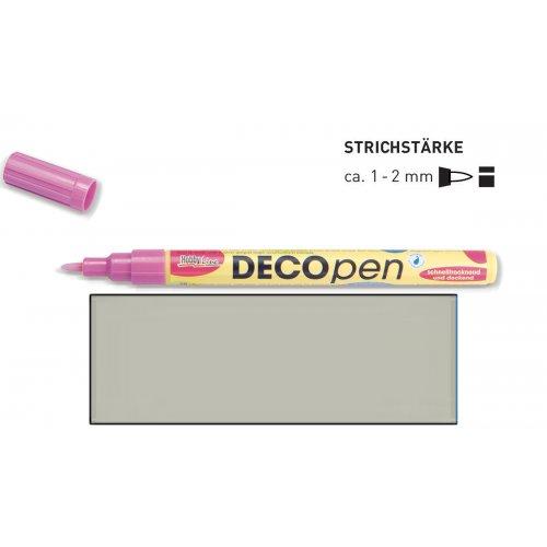 Fix dekorační DECOpen 1 - 2 mm stříbrný