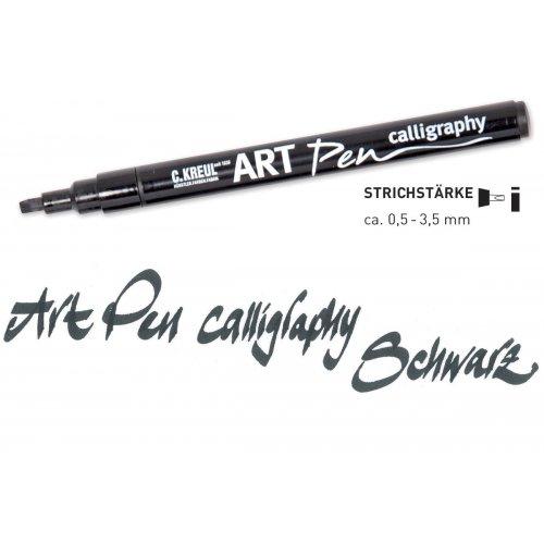 Fix KREUL ARTPen kaligrafický 0,5 - 3,5 mm černý