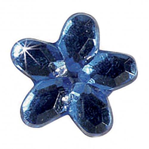 Štrasové kamínky, Květina barevná, 150 ks
