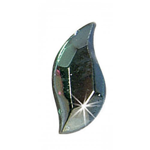 Štrasové kamínky, Vlnka barevná, 150 ks