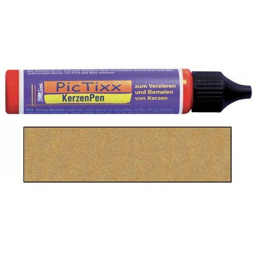 SadaPicTixx Voskové pero pro malování svíček 4 ks - CK49714.jpg