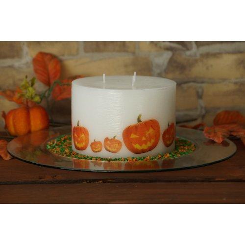 Lak pro svíčky FOTO TRANSFER POTCH  50 ml saténový - 499_FotoTransferPotch_Halloween-Kerze.jpg