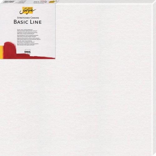 Malířské plátno SOLO GOYA Basic Line 10 x 10 cm, 380 g/m2