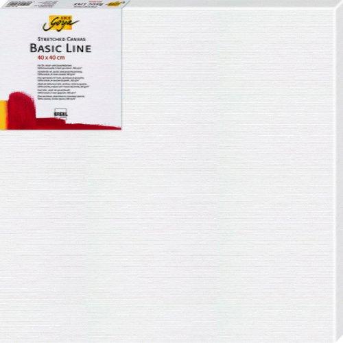 Malířské plátno SOLO GOYA Basic Line 40 x 40 cm