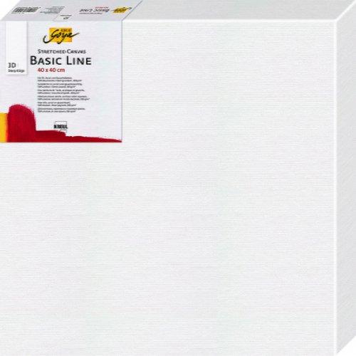 Malířské plátno SOLO GOYA 3D rám hl. 3,8 cm 50 x 60 cm