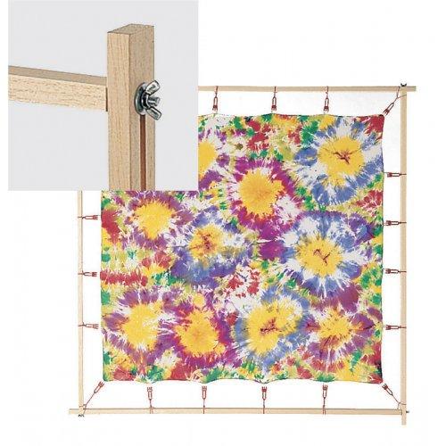 Natahovací rám pro textil a hedvábí JAVANA 3 délka do 108 cm