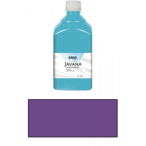 Barva na hedvábí JAVANA 1 l fialová