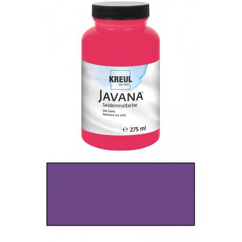 Barva na hedvábí JAVANA 275 ml fialová