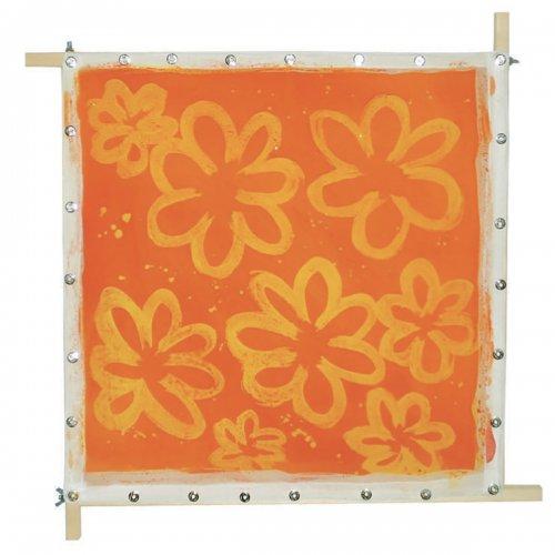 Natahovací rám pro textil a hedvábí JAVANA délka do 55 cm