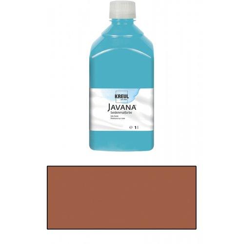 Barva na hedvábí JAVANA 1 l hnědá
