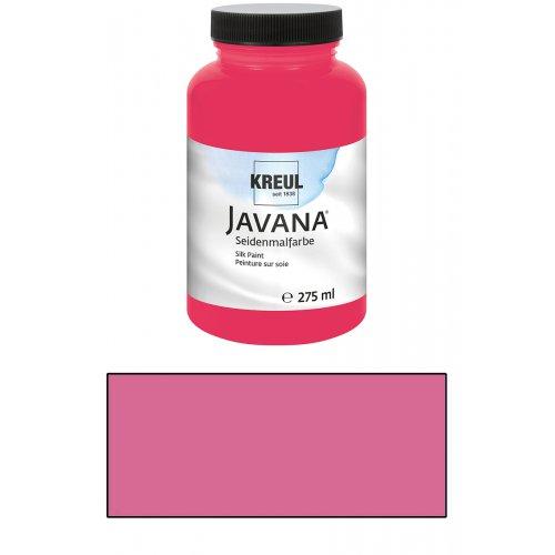 Barva na hedvábí JAVANA 275 ml růžová