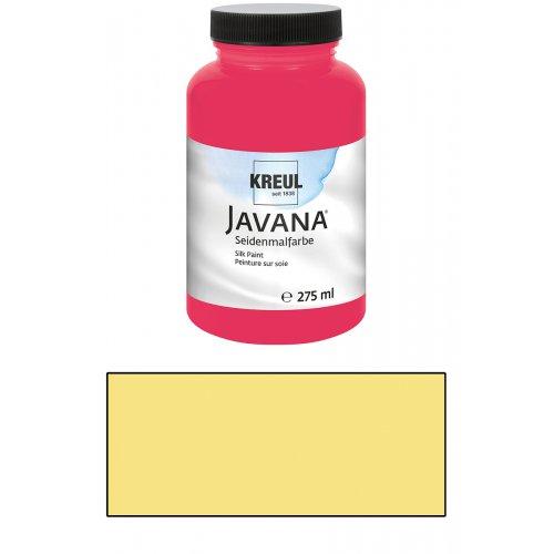 Barva na hedvábí JAVANA 275 ml citrónová