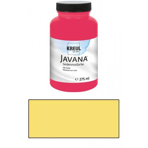 Barva na hedvábí JAVANA 275 ml fluorescenční žlutá