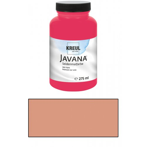Barva na hedvábí JAVANA 275 ml terakota