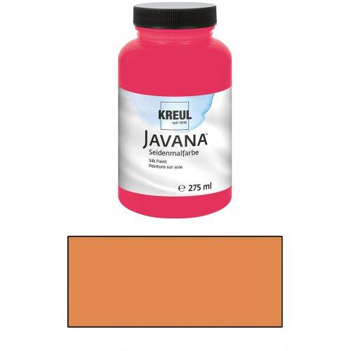 Barva na hedvábí JAVANA 275 ml fluorescenční oranžová