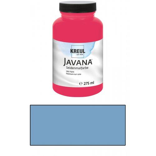 Barva na hedvábí JAVANA 275 ml fluorescenční modrá