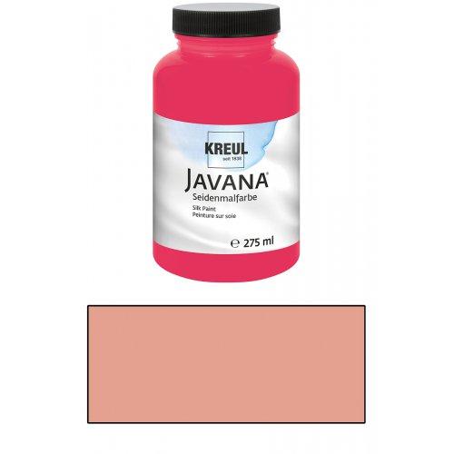Barva na hedvábí JAVANA 275 ml lososová