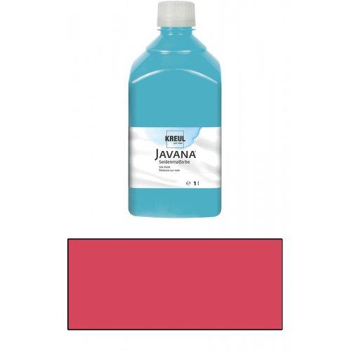 Barva na hedvábí JAVANA 1 l cherry červená