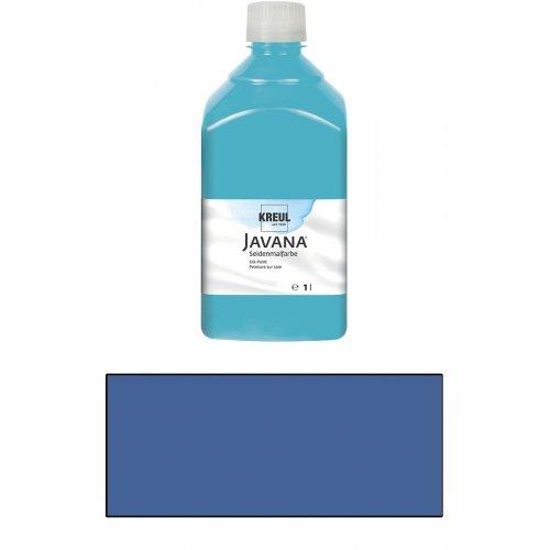 Barva na hedvábí JAVANA 1 l lapis modrá