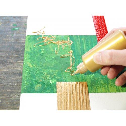 Akrylová barva umělecká SOLO GOYA 100 ml v tubě bílá - 841_842_SOLO_GOYA_ACRYLIC_Step_8.jpg