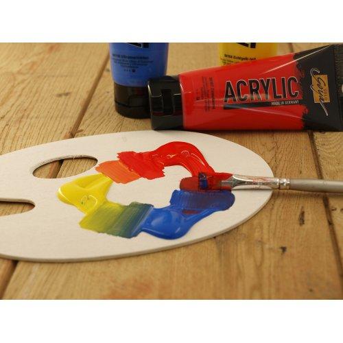Akrylová barva umělecká SOLO GOYA 100 ml v tubě bílá - 841_SOLO_GOYA_ACRYLIC_Im_Farbkreis_nebeneinanderliegende_Farben_mischen.jpg