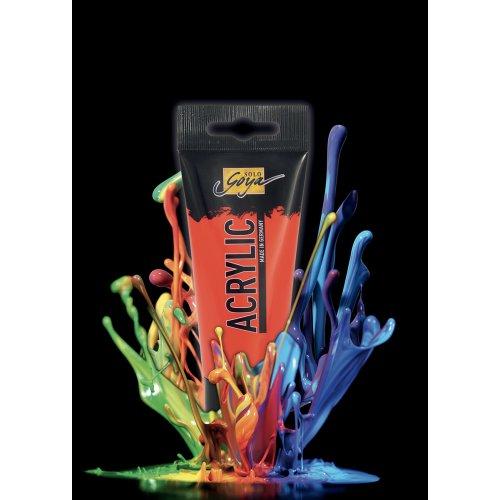 Sada Akrylová barva umělecká SOLO GOYA 20 ml v tubě 8 barev - 841_SOLO_GOYA_ACRYLIC_Tube_Einstieg.jpg