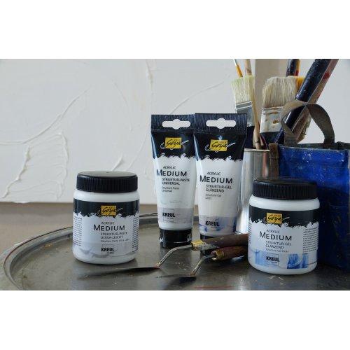 Strukturovací pasta SOLO GOYA 250 ml jemný písek - 853_SOLO_GOYA_ACRYLIC_MEDIEN.jpg