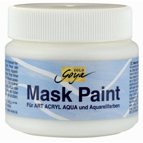 Maskovací barva SOLO GOYA 150 ml