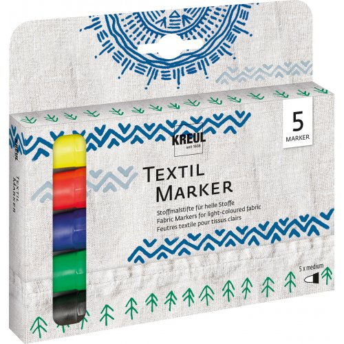 Sada Fix Texi Max JAVANA SUNNY Medium 2-4 mm 5 ks