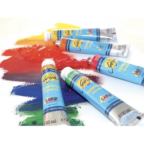 Sada Kvašové barvy TEMPERA SOLO GOYA 20 ml 12 barev v dřevěné kazetě - 992_SOLO GOYA_TEMPERA GouacheMotiv.jpg