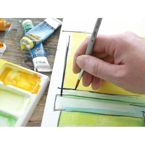 Sada Kvašové barvy TEMPERA SOLO GOYA 20 ml 12 barev v dřevěné kazetě - 992_SOLO GOYA_TEMPERA Gouache_3.jpg