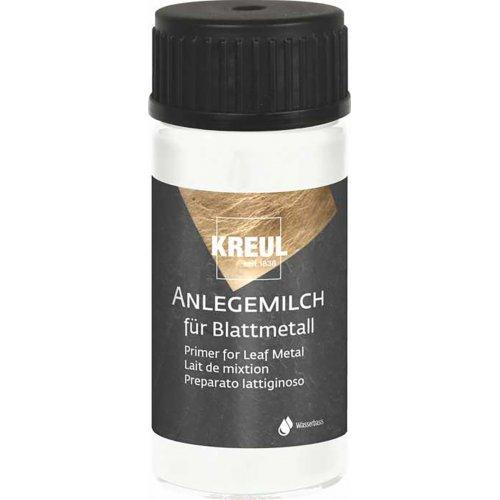 Lepidlo a podkladový základ pro metalické plátky KREUL 20 ml