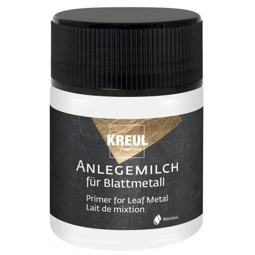 Lepidlo a podkladový základ pro metalické plátky KREUL 50 ml