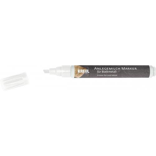 Lepidlo a podkladový základ pro metalické plátky KREUL PEN 2-5 mm