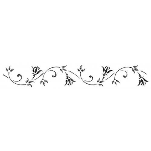 Výsledek obrázku pro květinové vzory- šablony