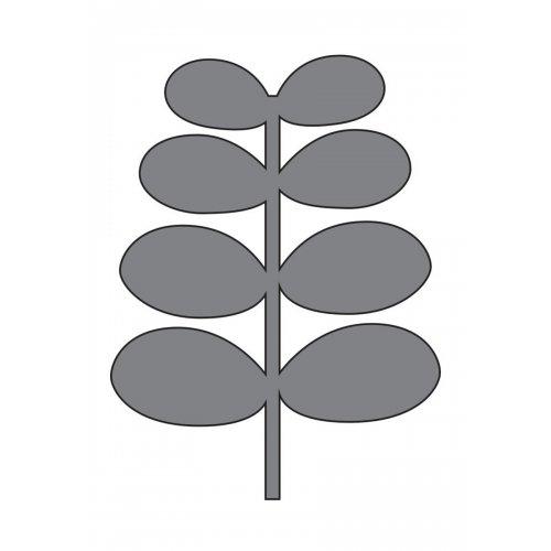 Samolepicí šablona 7 x 10 cm List