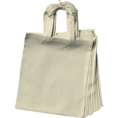 Nákupní taška bavlněná 38 x 42 cm