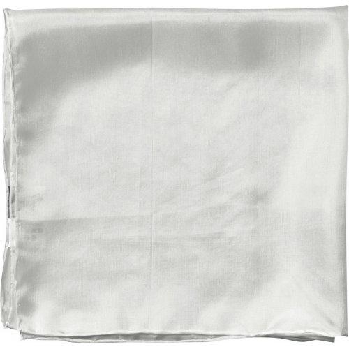Šátek hedvábí bílé 55 x 55 cm