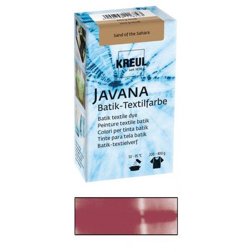 Batikovací barva JAVANA 70 g malinově červená