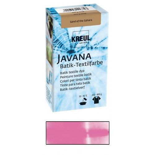 Batikovací barva JAVANA 70 g růžová
