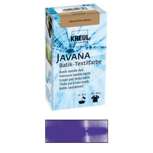 Batikovací barva JAVANA 70 g fialová