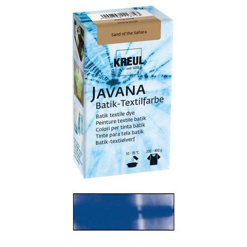 Batikovací barva JAVANA 70 g modrá