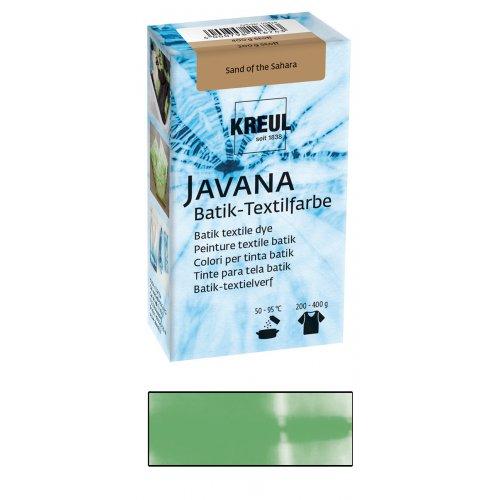 Batikovací barva JAVANA 70 g zelená