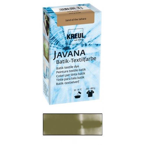 Batikovací barva JAVANA 70 g olivová