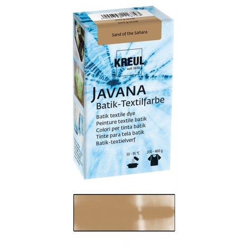 Batikovací barva JAVANA 70 g béžová