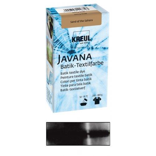 Batikovací barva JAVANA 70 g černá