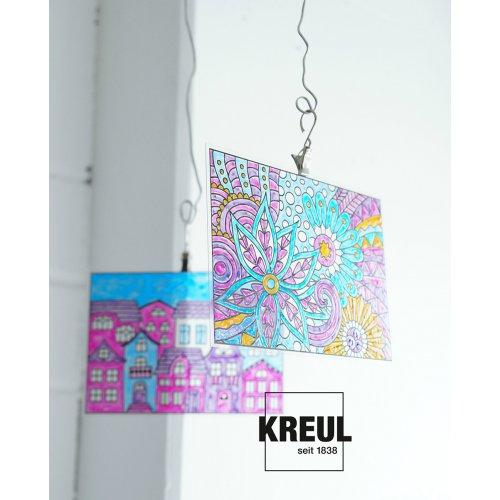"Sada barvy na sklo pro dospělé - antistresové ,,Feel the flow"" - 22700_KREUL_FeelTheFlow_image1.jpg"