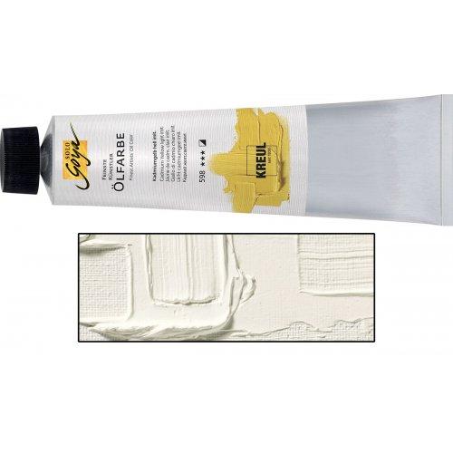 Olejová barva SOLO GOYA Finest Artists'  255 ml krycí bílá