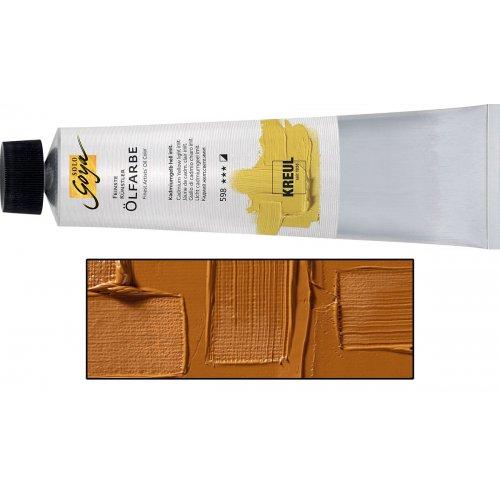 Olejová barva SOLO GOYA Finest Artists'  255 ml zlatý okr