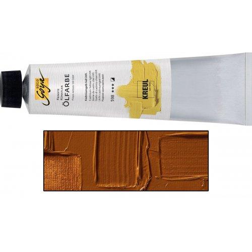 Olejová barva SOLO GOYA Finest Artists'  255 ml raw sienna